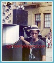 MC Sidney B Of Electrified Sounds