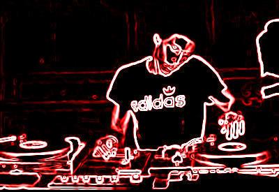 Neon DJ Plummer