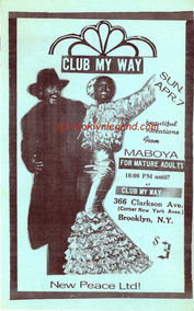 CLUB MY WAY