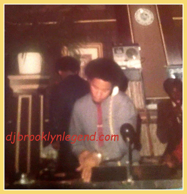 Tyrone The Mixologist At Longchamps