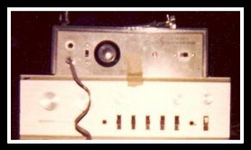 Dynaco Preamp and Cuing Box