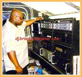 Empire Rollerdome DJ Big Bob