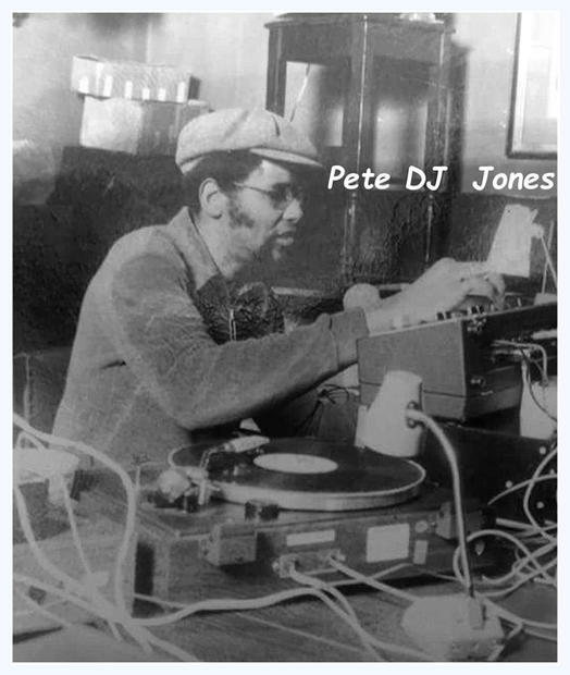 Pete DJ Jones On The Decks