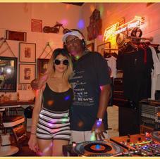 SERINA BAD INFLUENCE AND DJ CHIPS