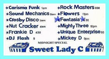 DJ Pioneers List D