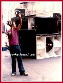 Beaumont's Decatur St Block Party 1978