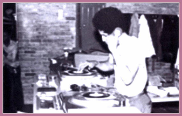 Plummer On The Decks With 45s