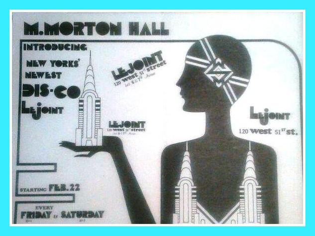 Le Joint M Morton Hall