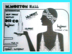 Le Joint M Morton Hall