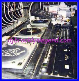Empire Rollerdome DJ Console