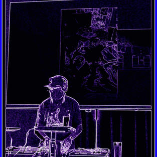NEON DJ CHIPS