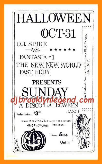 FANTASIA VS DJ SPIKE 1976