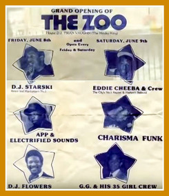 The Zoo Grand Opening 1978