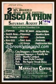 Disco A Thon Manhattan Center
