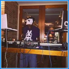 DJ CHIPS AT THE BRISBANE