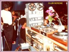 John Crummey Set Up Club Serene