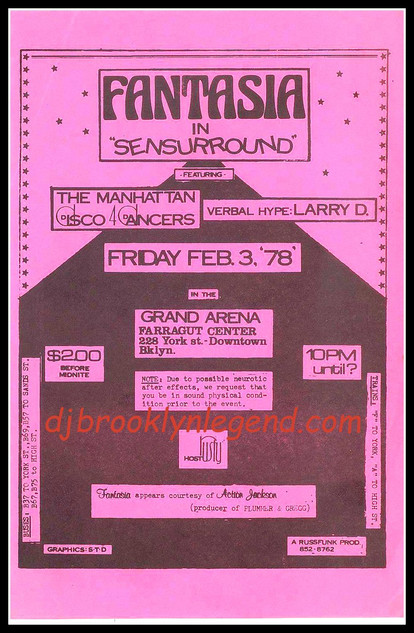 Pink Farragut Center 1978