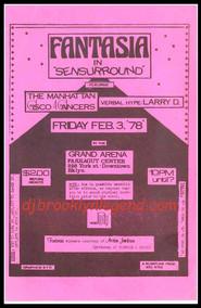 Pink Farragut Center 1978