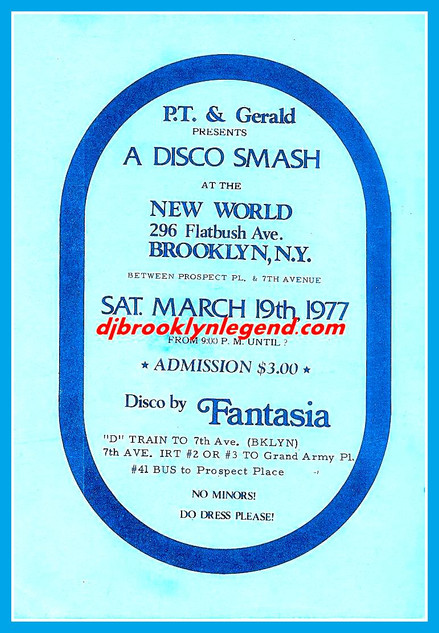New World 1977