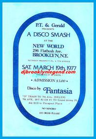 New World 1977