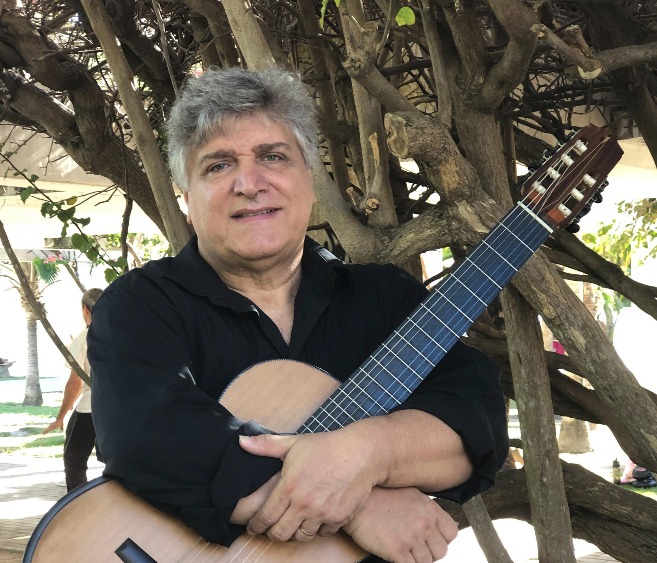Jorge Simas, Recife 7 cordas
