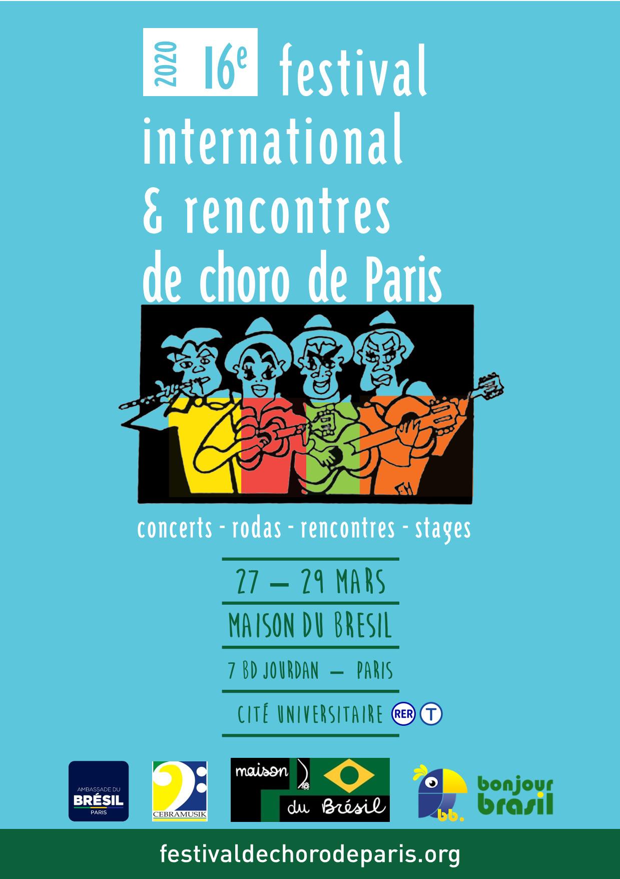 Festival de Choro de Paris 2020