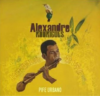 Alexandre Rodrigues CD pife urbano couv_
