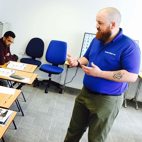 Level 3 Award in delivery of conflict management