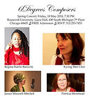 6Degrees Composers Concert