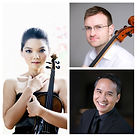 Rush Hour Concert with violinist Janet Sung and cellist Calum Cook