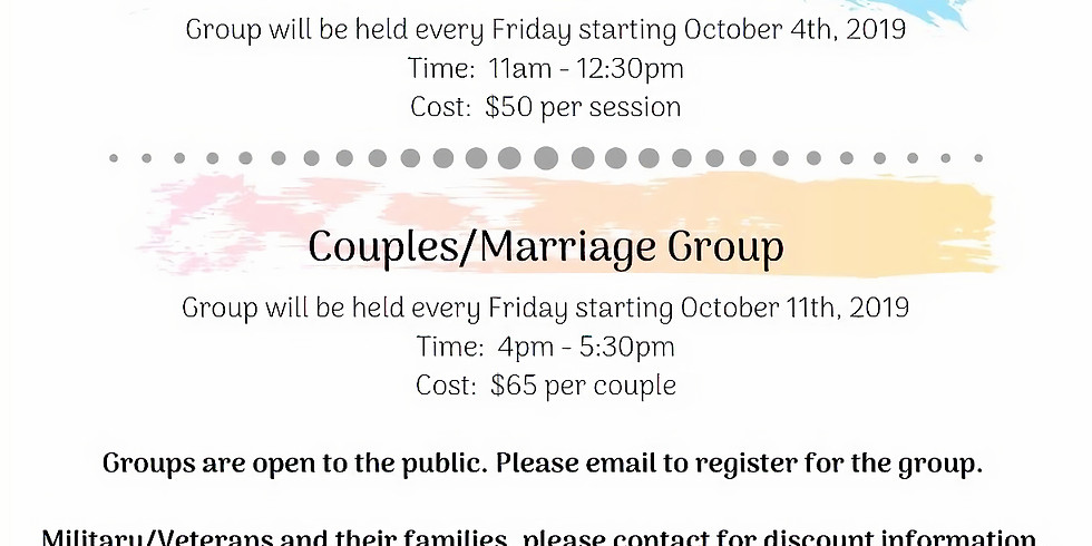Couples/Marriage Group