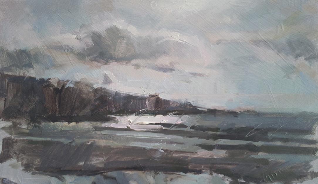'Porthmeor Beach - St Ives, West Cornwall'