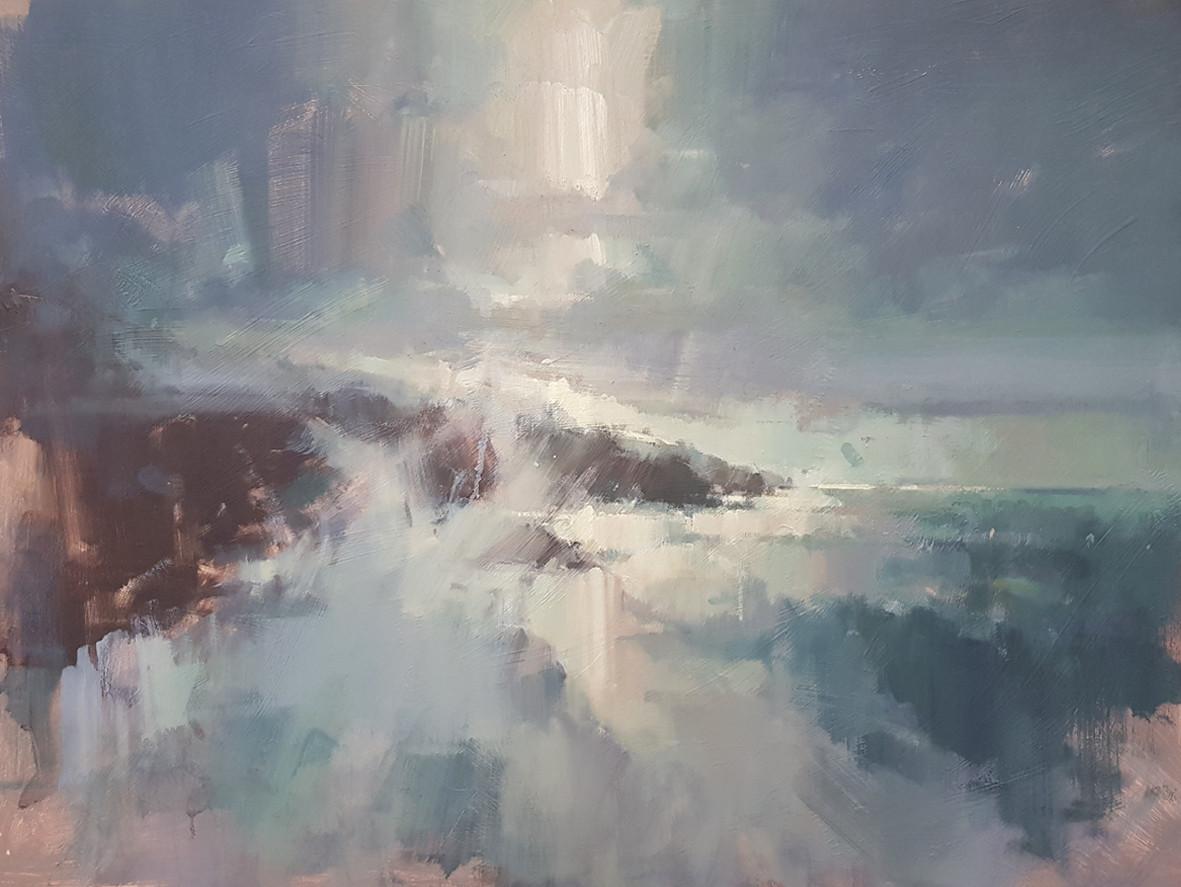 'Untitled Seascape - Commission'