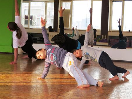 Коя е подходящата двигателна активност за детето? (част I)