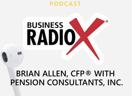 BusinessRadioX Retirement Tips Podcast Feature
