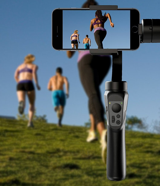 3 Axis Smart Gimbal Stabilizer for smartphone