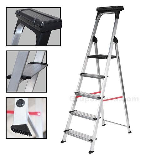 Escalera Ancha de Aluminio ELITE PLUS