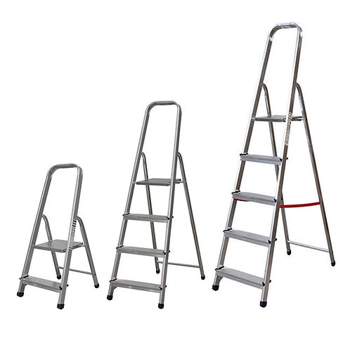 Outlet Muestrario: Escalera Aluminio Ligera Plegable