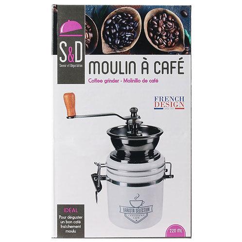 MOLINILLO CAFÉ BARISTA