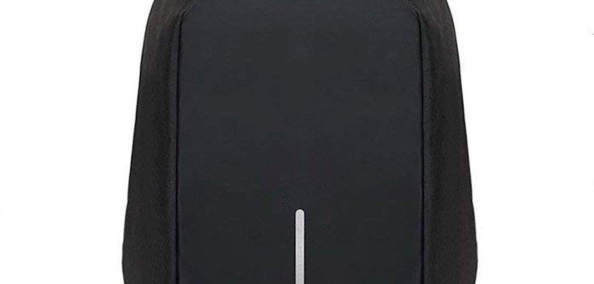 BLACK NW Backpack - Mochila Antirrobo -  Negro
