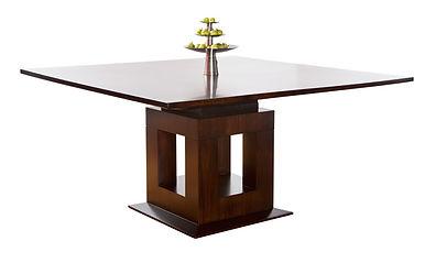 comedor madera muebles iannini