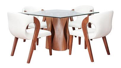 Mesa comedor madera muebles iannini