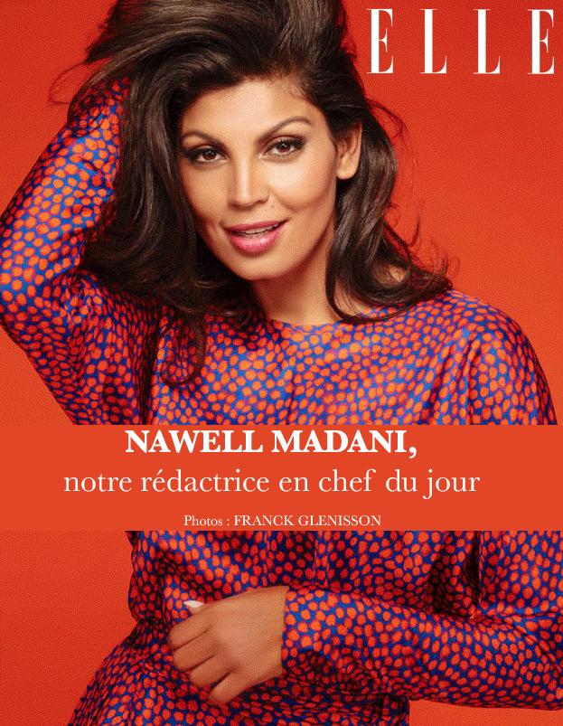 Nawell,Madani,Elle,film,magazine