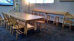 meeting room, breakfast area, Murray Inn and Art Gallery