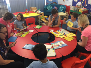 Shared Success at St Francis School