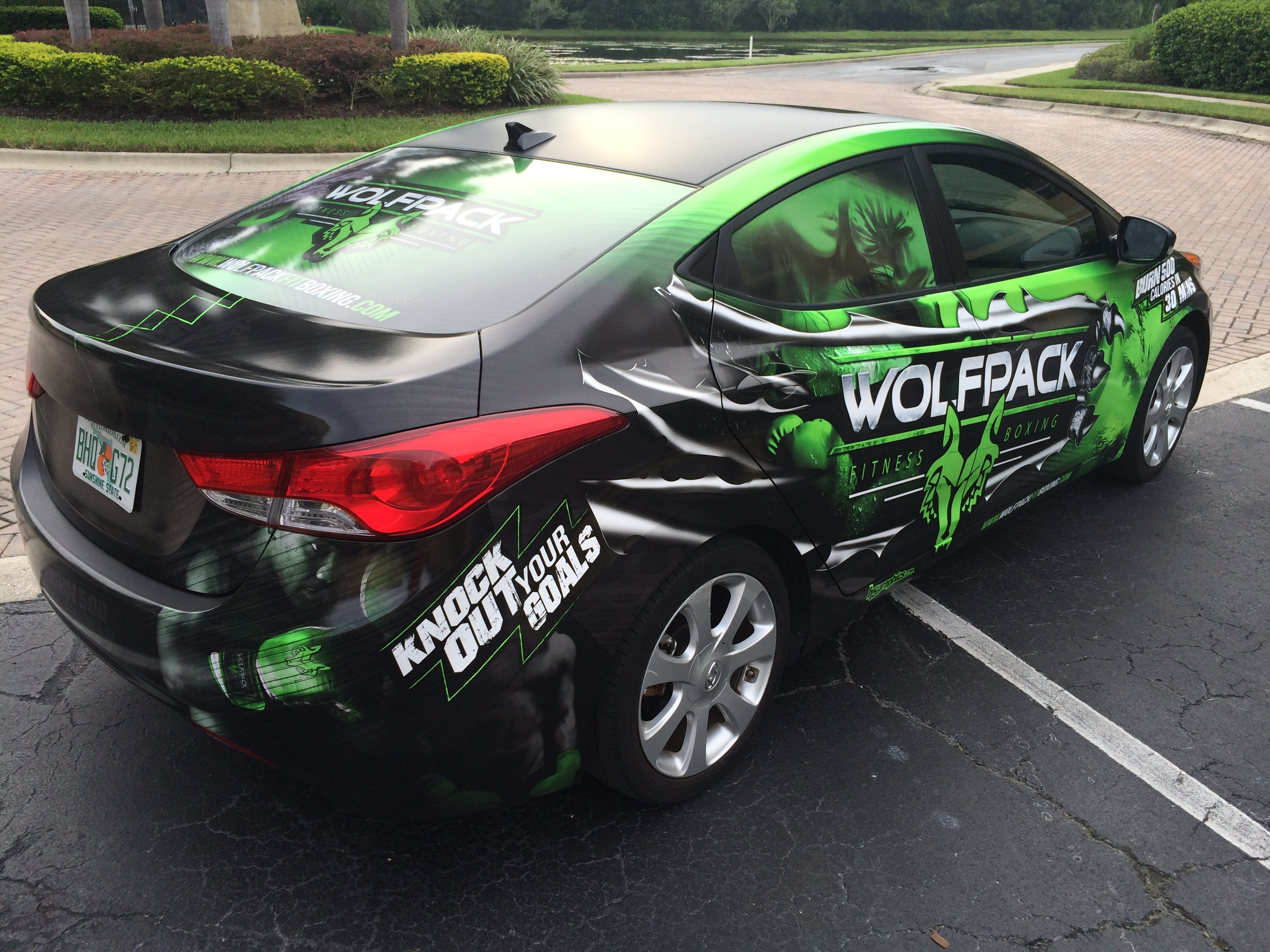 Hyundai Elantra Wrap