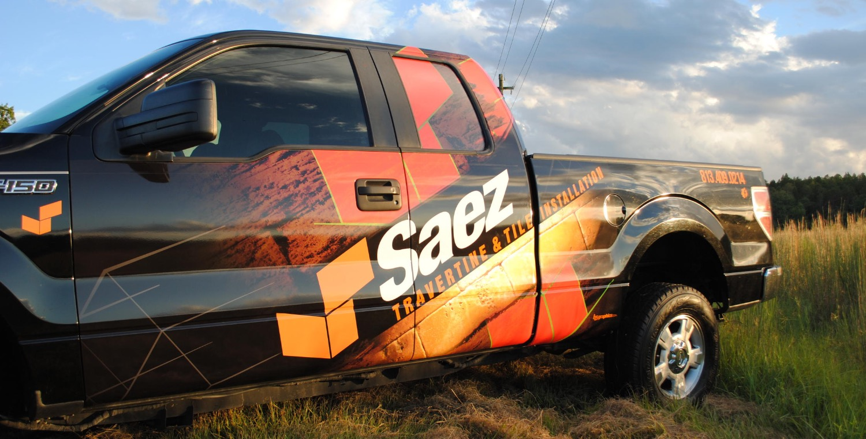 Truck Wrap  F-150 Tampa Fl
