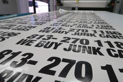 Custom Printing H5 Graphics
