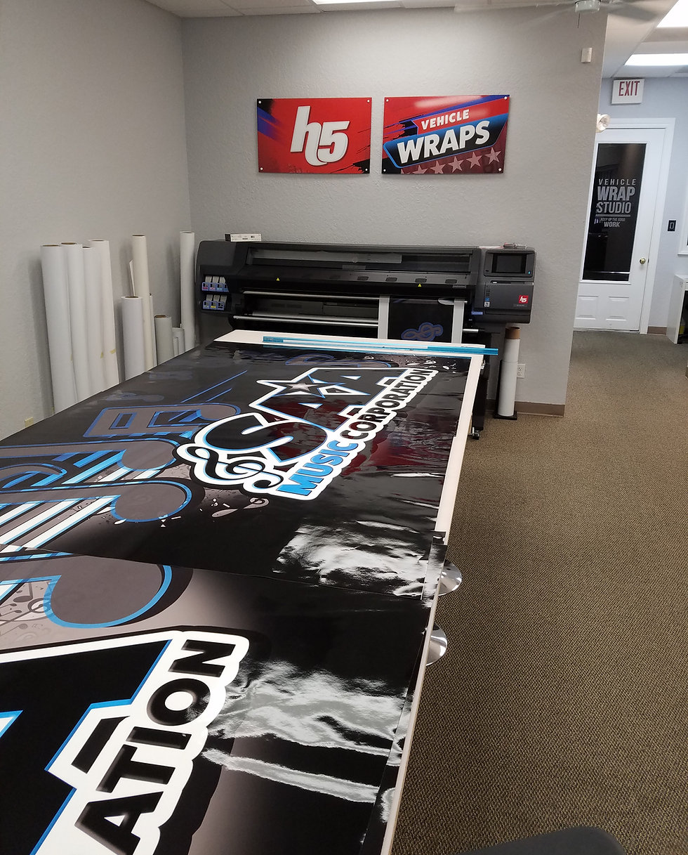 H5 Wraps Office