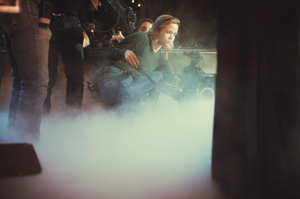 Delaney O'Brien, 2nd Camera Operator
